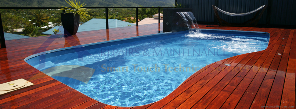 Pool Maintenance Companies Dubai