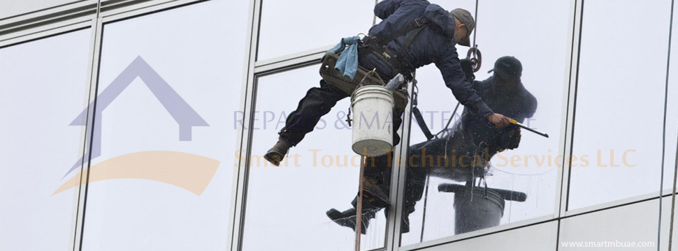 Window Cleaning Companies Dubai