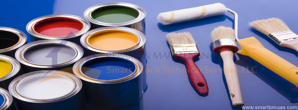 Professional Painters in Dubai
