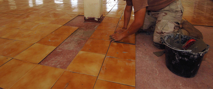 Floor Installation Service in Dubai