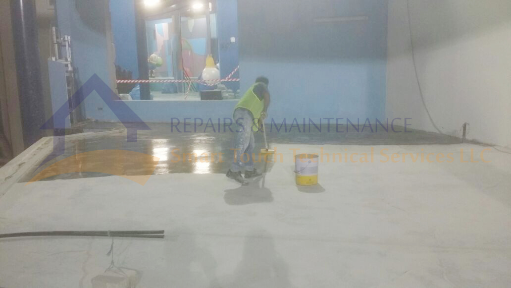floor painting services in dubai uae