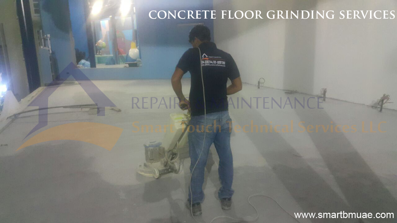 concrete floor grinding services in dubai uae