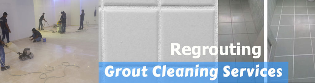 Tiles Grout Cleaning Dubai