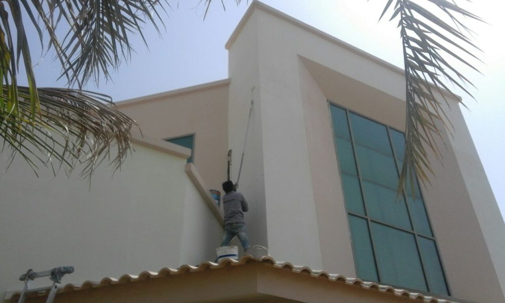 Professional Painting Services in Dubai